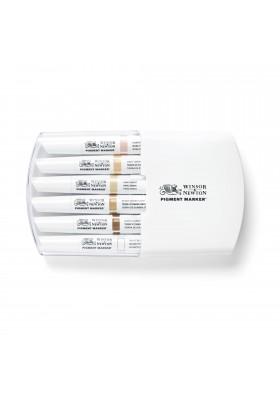 Set x 6 Marcadores Pigment Marker Tonos piel