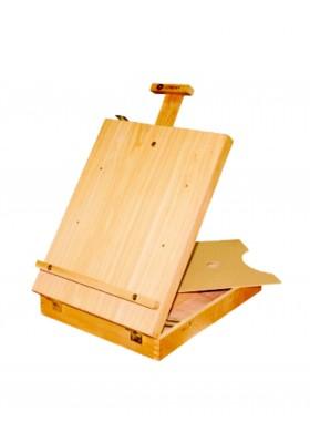 caballete con caja 44x33x10cm Rf A13124