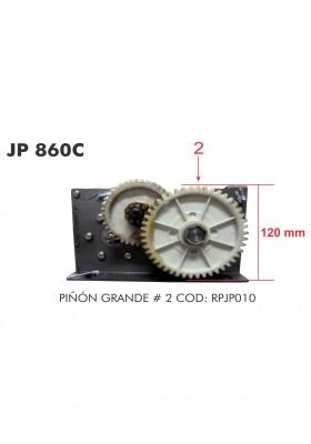 RPJP010  D. PIÑON GRANDE JP860C No.2