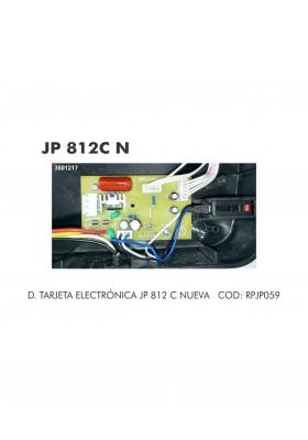 RPJP059  D. TARJETA ELECTRONICA JP812C