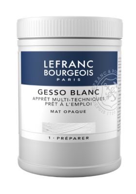 GESSO MATE 500ML LEFRANC & BOURGEOIS