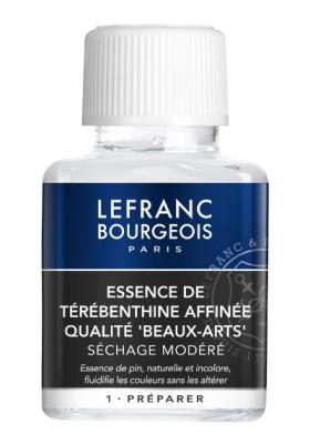 ESCENCIA DE TREMENTINA 75ML LEFRANC & BOURGEOIS