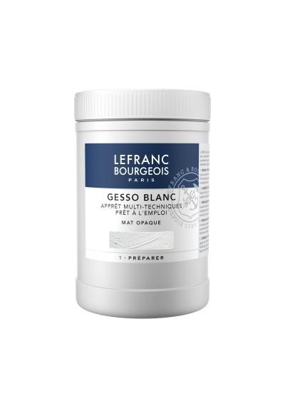 GESSO MATE LEFRANC 1 LITRO LEFRANC & BOURGEOIS