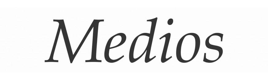 Medios para Acuarela